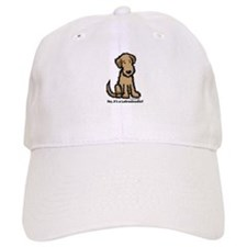 Yes it's a Labradoodle!! Baseball Cap