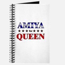 AMIYA for queen Journal