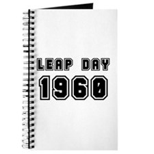 LEAP DAY 1960 Journal