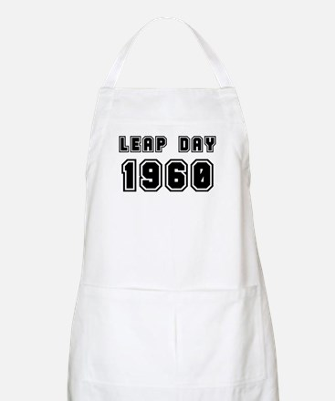 LEAP DAY 1960 BBQ Apron