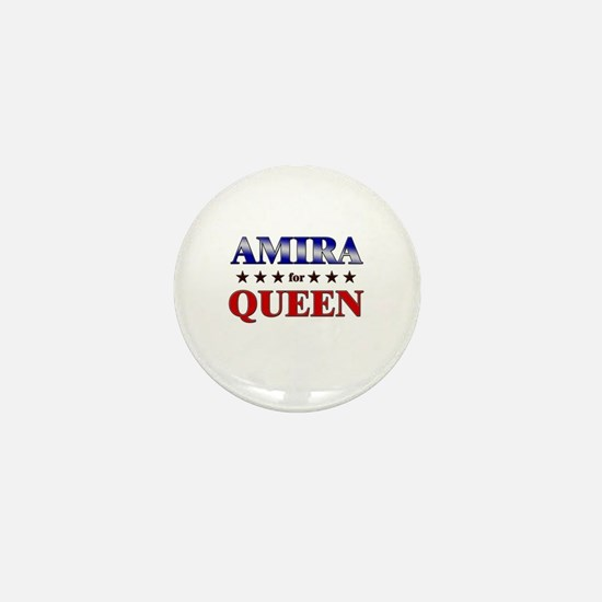 AMIRA for queen Mini Button