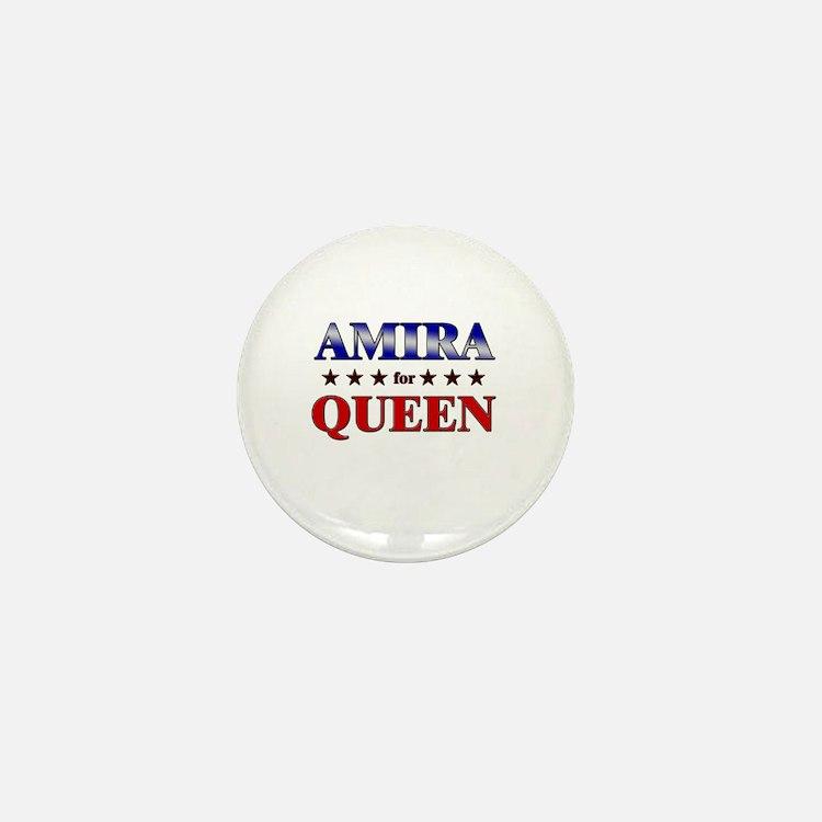 AMIRA for queen Mini Button