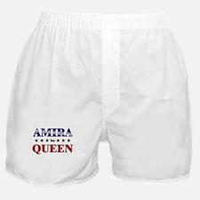 AMIRA for queen Boxer Shorts