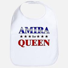 AMIRA for queen Bib