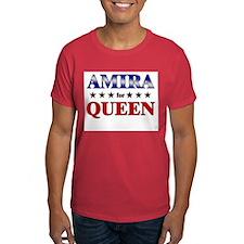 AMIRA for queen T-Shirt