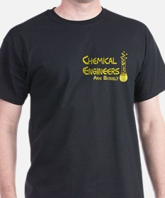 Chemical Engineers Pocket Image T-Shirt