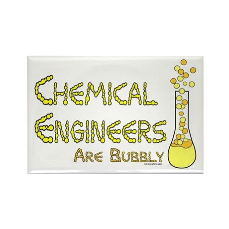 Chemical Engineers Rectangle Magnet (100 pack)