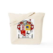 McGrath Family Crest Tote Bag
