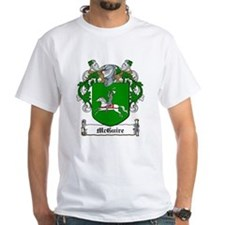 McGuire Family Crest Shirt