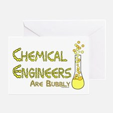 Chemical Engineers Greeting Card