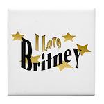 Britney Tile Coaster