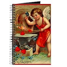 Valentine Blacksmith 2 Blank Notebook Journal