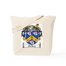 McKay Family Crest Tote Bag
