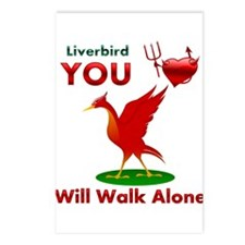 Liverpool FC Postcards (Package of 8)