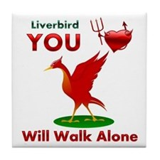 Liverpool FC Tile Coaster