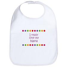 I really love my Nana Bib