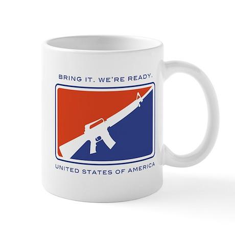M16 Mug