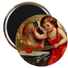Valentine Blacksmith 3 Magnet