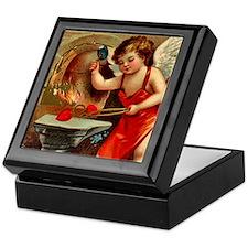 Valentine Blacksmith 3 Trinket Keepsake Box