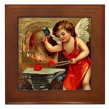 Valentine Blacksmith 3 Framed Tile