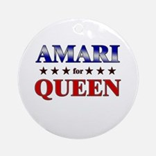 AMARI for queen Ornament (Round)