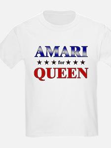 AMARI for queen T-Shirt