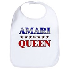 AMARI for queen Bib