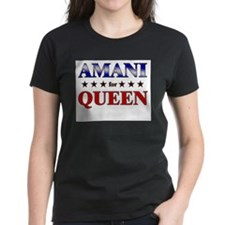AMANI for queen Tee