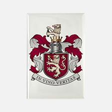 In Vino Veritas Rectangle Magnet (100 pack)