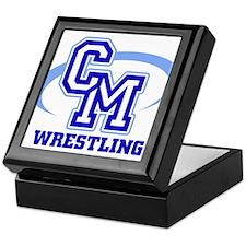 CM Wrestling 12 Keepsake Box