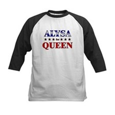 ALYSA for queen Tee