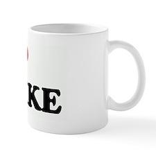 I Love MY BIKE Mug