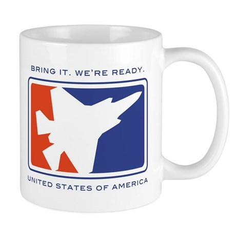 F35 Joint Strike Fighter Mug