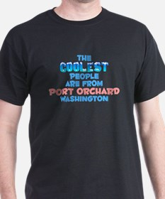 Coolest: Port Orchard, WA T-Shirt