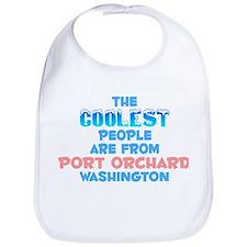 Coolest: Port Orchard, WA Bib