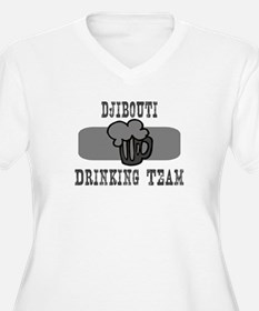 Djibouti Drinking Team T-Shirt