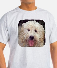 Golden Doodle Close up T-Shirt