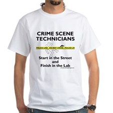"""Crime Scene Technicians Do It"" Shirt"