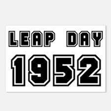 LEAP DAY 1952 Postcards (Package of 8)