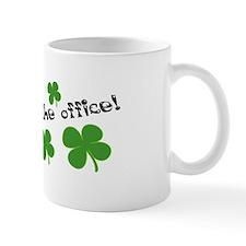 I gave at the Office! Mug