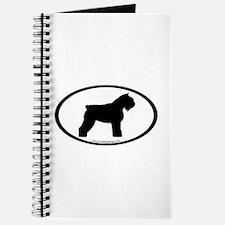 Bouvier Oval Journal