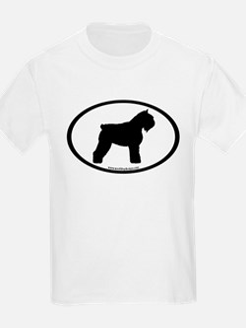 Bouvier Oval T-Shirt