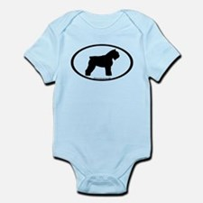 Bouvier Oval Infant Bodysuit