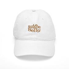 Buddha Belly Pregnant Baseball Cap