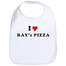Rays Pizza New York T-shirts Bib