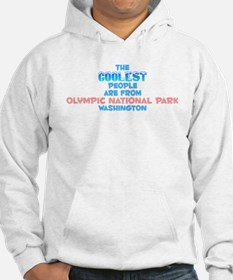 Coolest: Olympic Nation, WA Hoodie