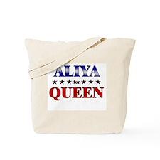 ALIYA for queen Tote Bag