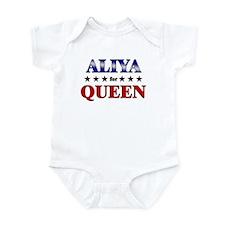 ALIYA for queen Infant Bodysuit