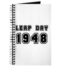 LEAP DAY 1948 Journal