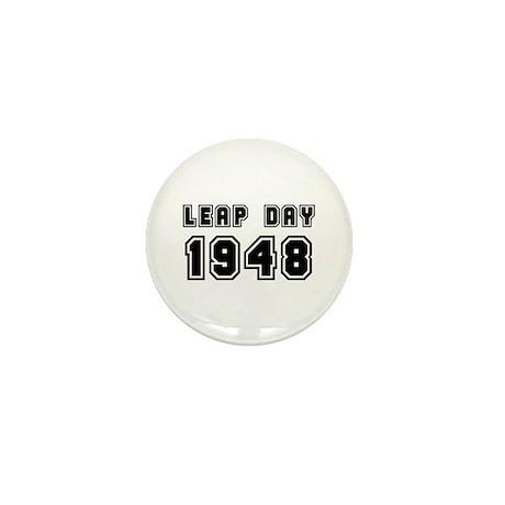 LEAP DAY 1948 Mini Button